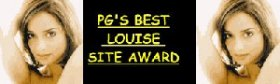PG's Best Louise Site Award